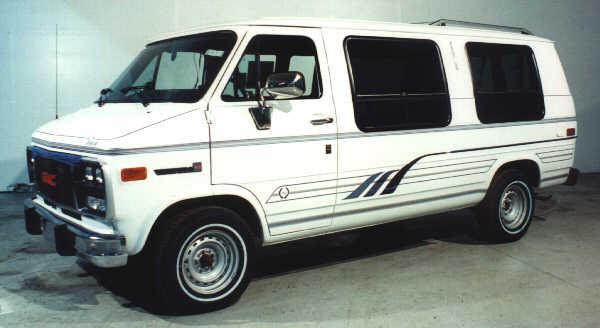 Tiara Motor Coach Die Cuts For Van Conversions Collision